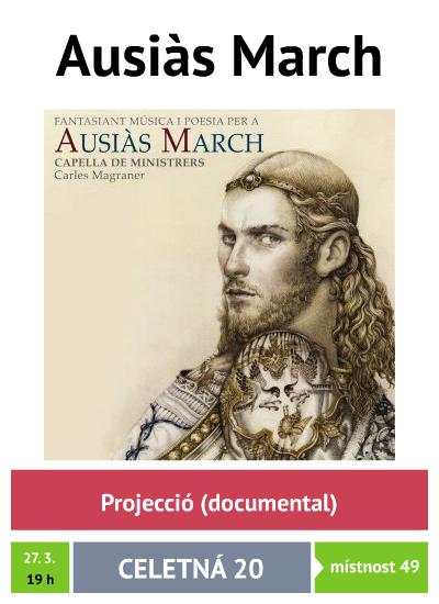 Projecció - Ausiàs March