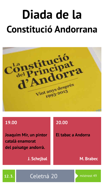 Diada de la Constitució Andorrana